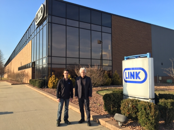 High quality sintered brakes pad manufacturer 's president at Link Engineering in Detroit